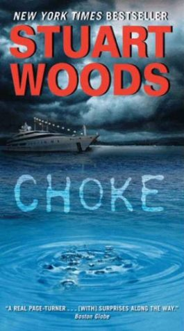 Choke book cover