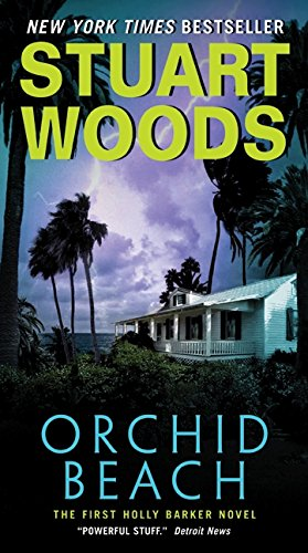 Orchid Beach book cover